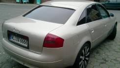 Спойлер на заднее стекло. Audi A6