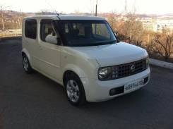 Nissan Cube. вариатор, передний, 1.4 (98 л.с.), бензин, 182 000 тыс. км