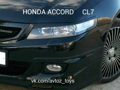 Накладка на фару. Honda Accord, CL7