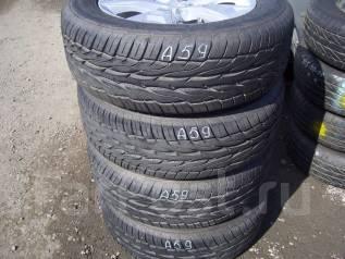 Комплект летних шин 225/60 R-17 на литье 5х100. 7.0x17 5x100.00 ЦО 55,0мм.