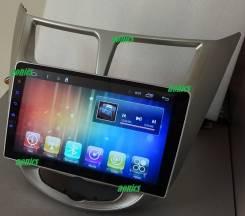 Штатная магнитола Hyundai Solaris, Verna Android 5.1/ 9дюймов