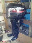 Mercury. 15,00л.с., 2х тактный, бензин, нога S (381 мм), Год: 2006 год