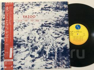 ЯЗУ / Yazoo - YOU AND ME BOTH - JP LP 1983 ДИПИ ШМОТ