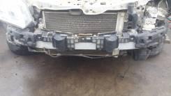 Жесткость бампера. Opel Astra, L69 Двигатель Z16XER