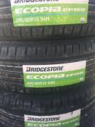 Bridgestone Ecopia EP150. Летние, 2016 год, без износа, 4 шт