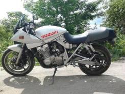 Suzuki GSX 400F. 400 куб. см., исправен, птс, с пробегом
