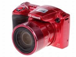 Canon PowerShot SX410 IS. 20 и более Мп, зум: 14х и более