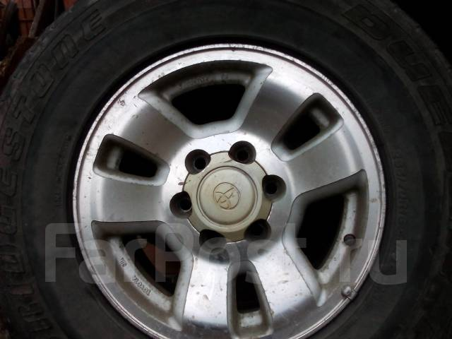 Toyota Hilux Surf. x16