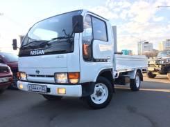 Nissan Atlas. Бортовой, 4WD, не конструктор, категория В, 2 700 куб. см., 1 500 кг.