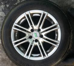 Bridgestone B250. Летние, износ: 5%