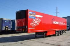 Schmitz. Полуприцеп-рефрижератор 2008г/в, 39 000 кг.