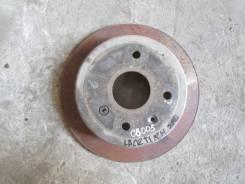 Диск тормозной. Chevrolet Lacetti Chevrolet Nubira Двигатели: LBH, LDA, LXT, L95, LHD, L84, L14, L79, L34, LMN, L44, L88, L91