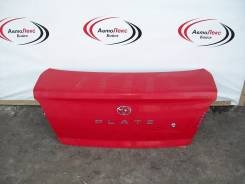 Крышка багажника. Toyota Platz