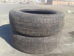 Bridgestone Dueler H/T D687. Летние, 2007 год, износ: 50%, 2 шт
