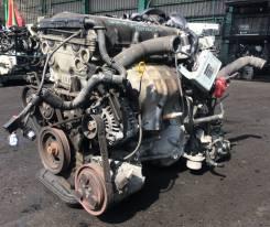 Двигатель в сборе. Nissan Bluebird Двигатель SR20DE
