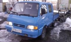 Kia Bongo Frontier. Продам грузовик 2-х кабинник Kia Bongo, 3 000 куб. см., 1 000 кг.