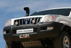 Продам площадку для установки лебёдки на Prado 120. Toyota Land Cruiser Prado