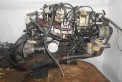 Двигатель в сборе. Nissan Safari, WYY60, VRY60, WRGY60, WRY60, VRGY60, WGY60, FGY60 Двигатели: TB42E, TB42S