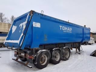 Тонар 95231. Продаётся полуприцеп самосвальный тонар, 55 500 кг.