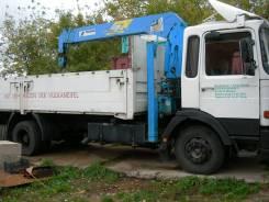 MAN 14. Продается манипулятор МАН, 5 648 куб. см., 8 000 кг.