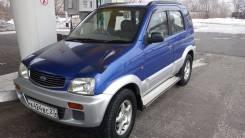 Daihatsu Terios. автомат, 4wd, 1.3 (92 л.с.), бензин, 170 000 тыс. км