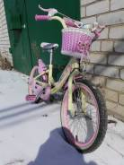 Отличнейший велосипед для девочки Toyou