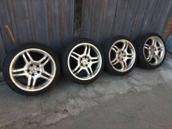 Колеса Летние разноширокие Mercedes benz R18 бп по РФ. 8.0/9.0x18 5x112.00 ET31/37