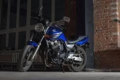 Honda CB 400SFV. 400куб. см., птс, с пробегом