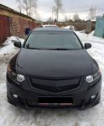 Решетка радиатора. Honda Accord