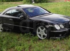 Mercedes-Benz CL-Class. 215, 113