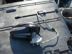 Зеркало заднего вида боковое. Toyota Crown, GRS210
