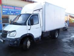ГАЗ 33104. Валдай термос, 4 750 куб. см., 3 500 кг.