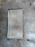 Радиатор охлаждения двигателя. Subaru Outback Subaru Legacy, BG9 Двигатель EJ25D