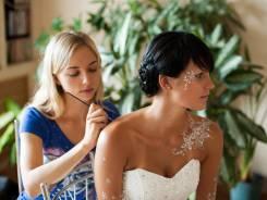 Акция! Свадебный макияж + макияж в подарок!