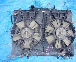 Радиатор охлаждения двигателя. Toyota Ipsum, ACM21, ACM21W, ACM26, ACM26W, CXM10, CXM10G, SXM10, SXM10G Двигатели: 2AZFE, 3CTE, 3SFE