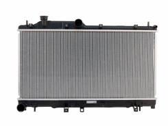 Радиатор охлаждения двигателя. Nissan Teana