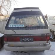 Дверь багажника. Toyota Lite Ace, CR29, KR27, CR27, CR28, CR21, CR22, CR36, YR25, YR21 Toyota Town Ace, YR25, YR21, CR28, CR29, KR27, CR22, CR21, CR27...