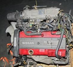 Двигатель в сборе. Nissan Silvia, S13 Двигатель CA18DE