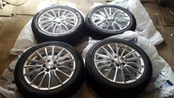 NZ Wheels SH650. 7.0x17, 5x105.00, ET42, ЦО 56,6 мм.