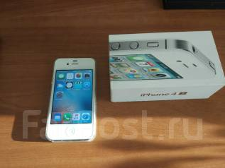 Apple iPhone 4s. Б/у
