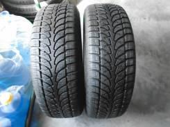 Bridgestone Blizzak LM-80 Evo. Зимние, без шипов, 2014 год, износ: 10%, 2 шт