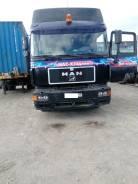 MAN 18. Продам седельный тягач 463 с полуприцепом, 12 816 куб. см., 18 000 кг.