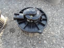 Мотор печки. Toyota Funcargo, NCP20 Двигатель 2NZFE