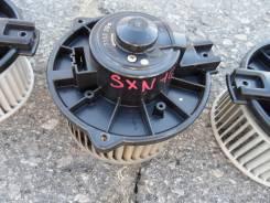 Мотор печки. Toyota Nadia, SXN10H, SXN10 Двигатели: 3SFSE, 3SFE