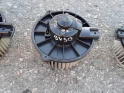 Мотор печки. Toyota Vista Ardeo, SV50 Двигатель 3SFSE
