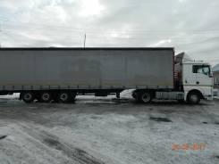MAN TGA. Продается тягач+полуприцеп 360, 10 000 куб. см., 20 000 кг.