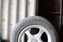 Bridgestone Dueler. Летние, износ: 50%, 4 шт