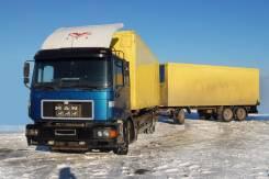 MAN F2000. Грузовик Man F2000, 12 000 куб. см., 20 000 кг.