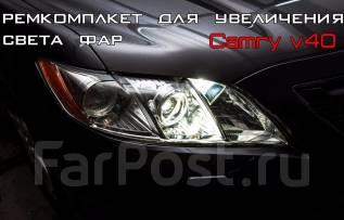 Фара. Toyota Camry, ACV40, ASV40, AHV40, CV40, GSV40, SV40