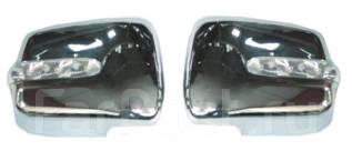 Накладка на зеркало. Toyota Harrier, MCU10W, SXU15W, SXU10W, ACU10W, MCU15W, ACU15W Lexus RX300 Двигатели: 1MZFE, 5SFE, 2AZFE. Под заказ